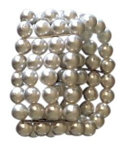 Other Faux Pearl Stretchy Bracelet