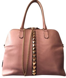 Valentino Satchel in Blush