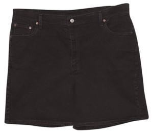 Levi's Relaxed Shorts Black