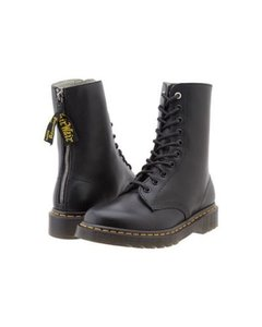 Dr. Martens Combat Lace Up Black Boots