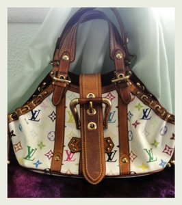 Louis Vuitton Satchel in Multicolored