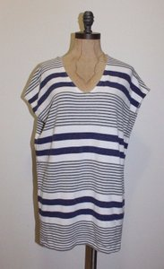 Anthropologie Averie Lilka Top STRIPED