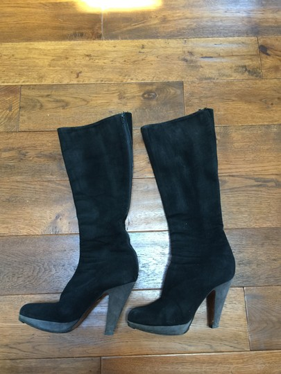 Preload https://img-static.tradesy.com/item/20190794/alaia-black-gray-suede-leather-high-bootsbooties-size-us-65-regular-m-b-0-0-540-540.jpg