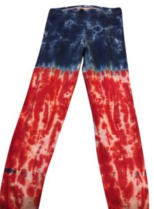 American Apparel Tie dye Leggings