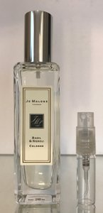 Jo Malone Jo Malone Basil & Neroli Cologne in 2ML Refillable Glass Spray