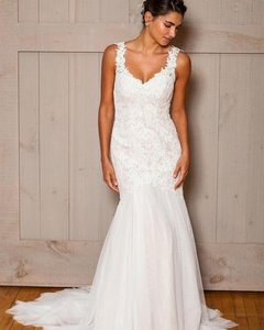 Galina Swg723 Wedding Dress