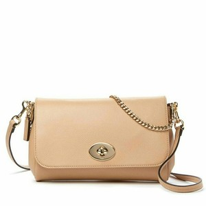 Coach F34604 Leather Cross Body Bag
