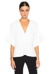 Chloé Chanel Prada Victoria Beckham The Row Zimmermann Top White