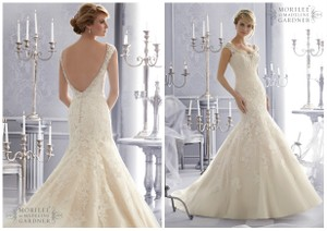 Mori Lee 2672 Wedding Dress