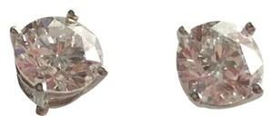 Diamond Stud Earrings 2.08ct