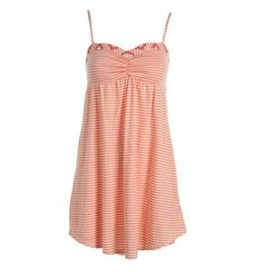 Roxy short dress ORANGE/ PEACH Medium Juniors on Tradesy