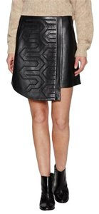 Tibi Isabel Marant Iro Rag & Bone Tory Burch Lela Rose Mini Skirt Black