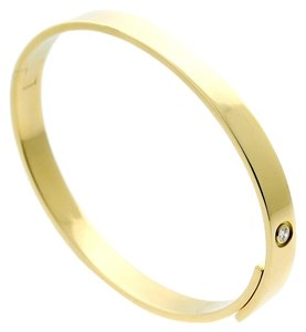 Cartier Cartier Anniversary Gold Diamond Bangle
