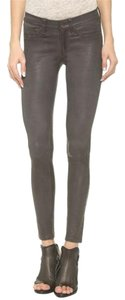 Rag & Bone Iro Helmut Brand The Row Vince Skinny Pants Gray