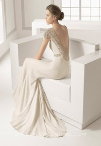 Rosa Clar Saboya Wedding Dress