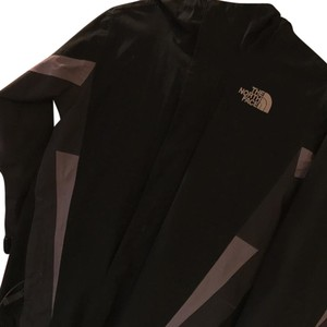 The North Face Black and grey Jacket