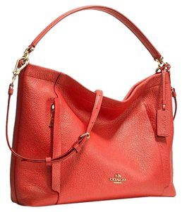 Coach Leather 34312 Hobo Bag