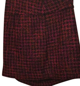 The Limited Mini Skirt Black, pink, red