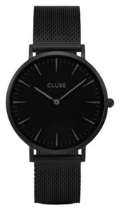 Cluse Cluse La Boheme Mesh Full Black Watch