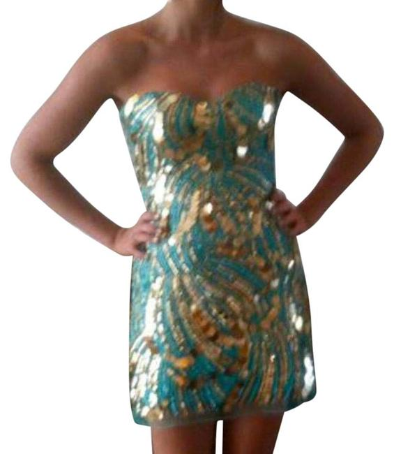 Preload https://img-static.tradesy.com/item/20191999/sherri-hill-aqua-with-gold-sequins-mini-cocktail-dress-size-2-xs-0-1-650-650.jpg