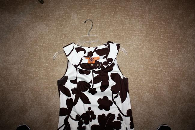 Tory Burch short dress Brown/Ivory on Tradesy Image 1