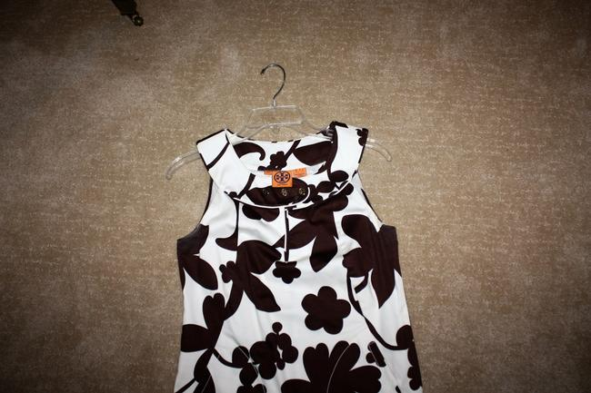 Tory Burch short dress Brown/Ivory on Tradesy Image 2
