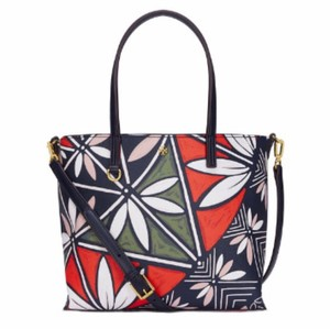 Tory Burch Tote in Multi Pottey Print