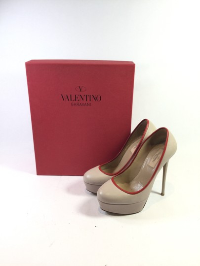 Valentino Light Mauve Pumps