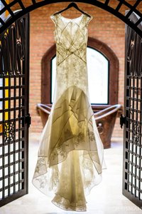 Lusan Mandongus Agate Wedding Dress