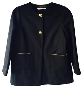 Louis Vuitton Black Blazer