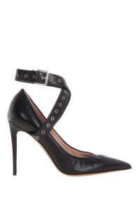 Valentino Leather Black Pumps