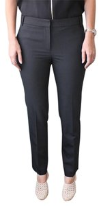 Tibi Pant Trouser Straight Pants Black