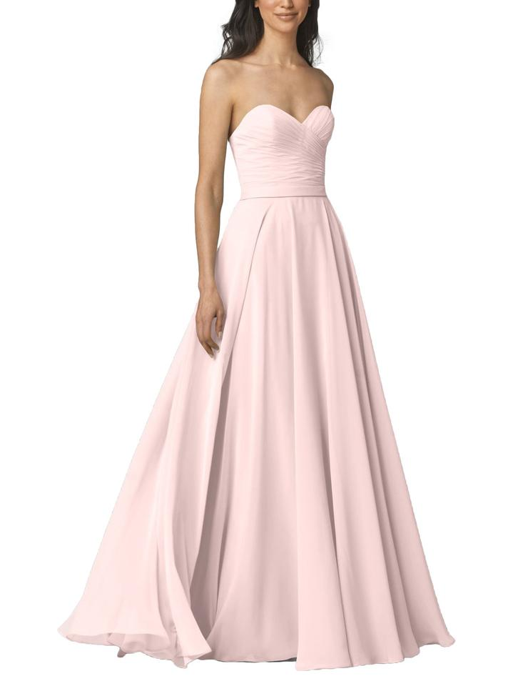 00c67902f83 Wtoo Primrose Chiffon By Watters Style 903 Feminine Bridesmaid Mob Dress