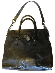 Michael Kors Tote in Grey (gunmetal)