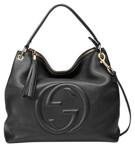 Gucci Soho Tote Hobo Bag