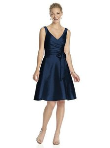Alfred Sung Midnight Alfred Sung 624 Dress