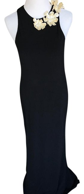 Preload https://img-static.tradesy.com/item/20192867/vera-wang-black-lavender-lable-long-formal-dress-size-2-xs-0-1-650-650.jpg