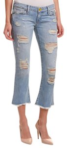True Religion Capri/Cropped Denim