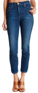 True Religion High Rise Crop Skinny Jeans