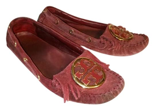 Preload https://img-static.tradesy.com/item/20193017/tory-burch-burgundy-flats-size-us-7-regular-m-b-0-1-540-540.jpg