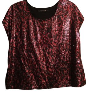 Forever 21 Top Raspberry