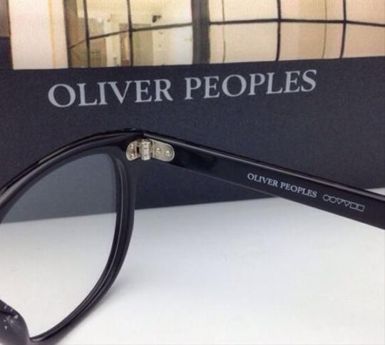 Oliver Peoples New OLIVER PEOPLES Eyeglasses FLORENZ OV 5187 1005 46-20 Black Frame Image 3