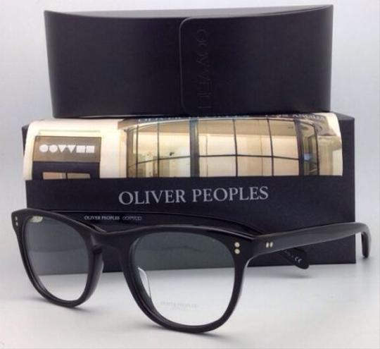 Oliver Peoples New OLIVER PEOPLES Eyeglasses FLORENZ OV 5187 1005 46-20 Black Frame Image 5