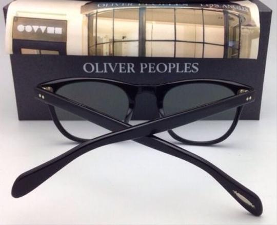 Oliver Peoples New OLIVER PEOPLES Eyeglasses FLORENZ OV 5187 1005 46-20 Black Frame Image 6