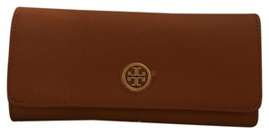 Tory Burch Nwt Robinson Envelope Continental Wallet