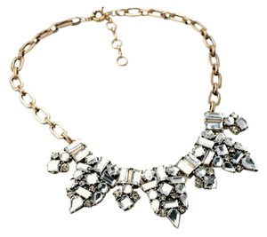 New Pointed Tribal Crystal Necklace