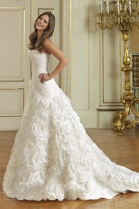 Galina Galina Signature Sv415 Wedding Dress