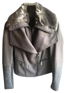 BCBGMAXAZRIA Fur Coat