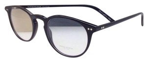 Oliver Peoples New OLIVER PEOPLES Eyeglasses RILEY R BK OV 5004 1005 47-20 Black