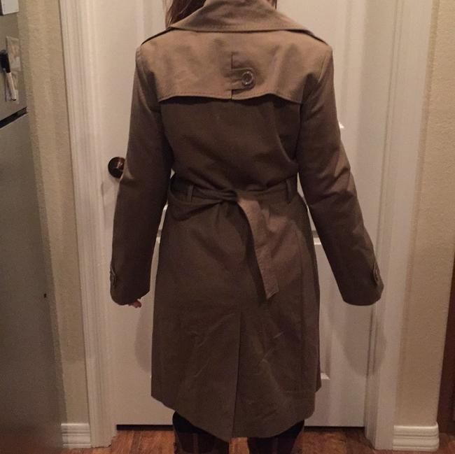 Kenneth Cole Reaction Trench Coat Image 1
